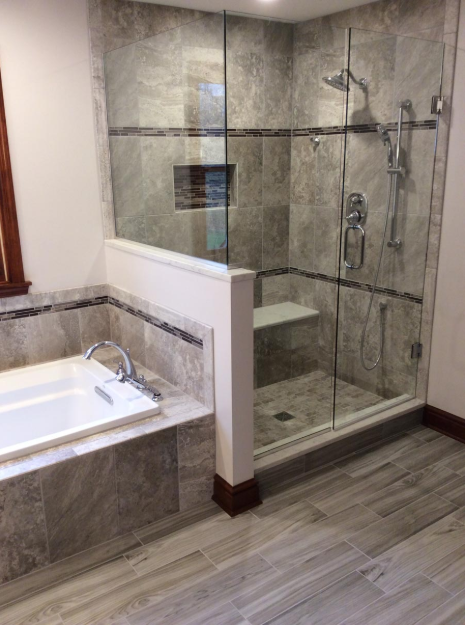 Middlesex County Bathroom Makeover