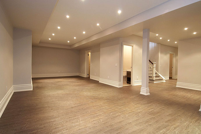 Basement Renovation in Middlesex County